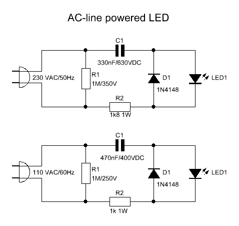 acled adding indicator led's to 240 volts ac how? ocau forums clipsal neon indicator wiring diagram at suagrazia.org