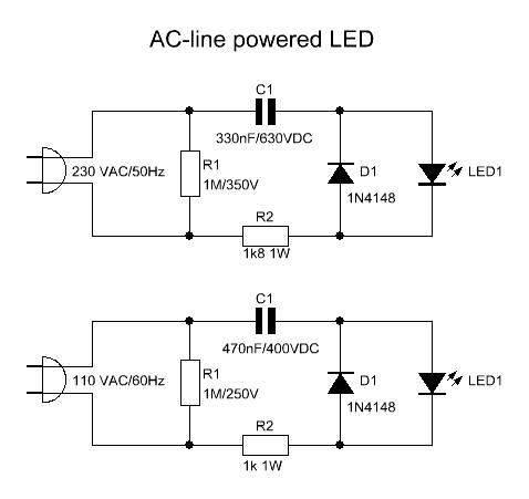 adding indicator led s to 240 volts ac how ocau forums rh forums overclockers com au