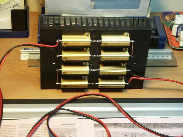 Speaker Ohm Loads : Dummy load für etwas stärkere verstärker elektronik