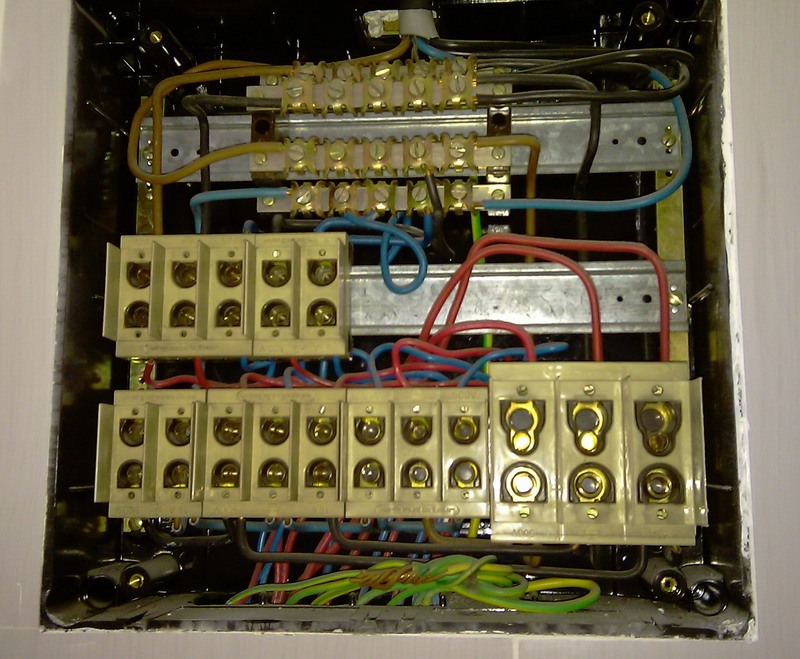 Rolgordijn Voor Badkamer ~ Circuits Online  Forum  [BE] Vragen i v m elektrische renovatie en